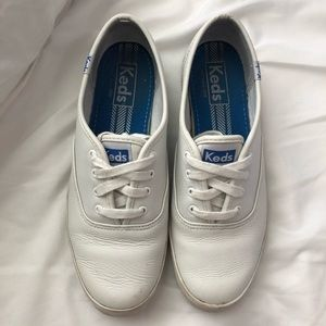 Women's Champion Originals Leather Keds